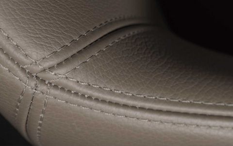 Our seams are unbeatable both in design and workmanship.